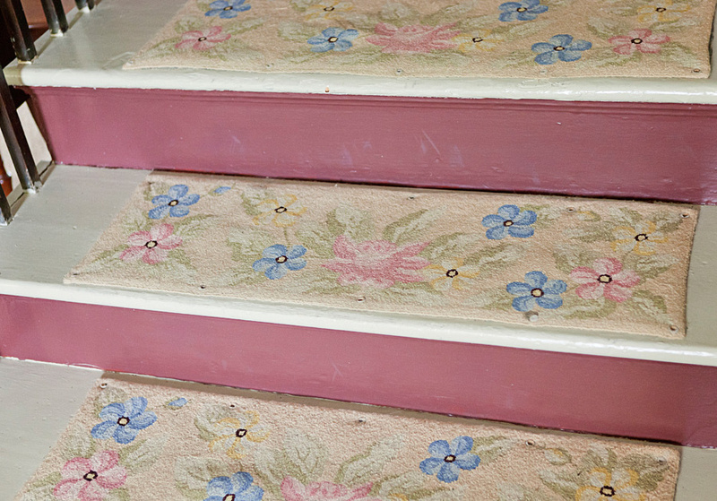 beautiful stair mats