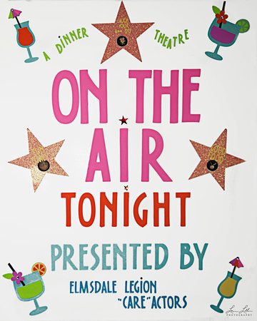 """On the Air"" Dinner Theatre"